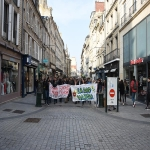 Manif contre l'expulsion de la ZAD de NDDL le 13 avril 2018 photo n°8